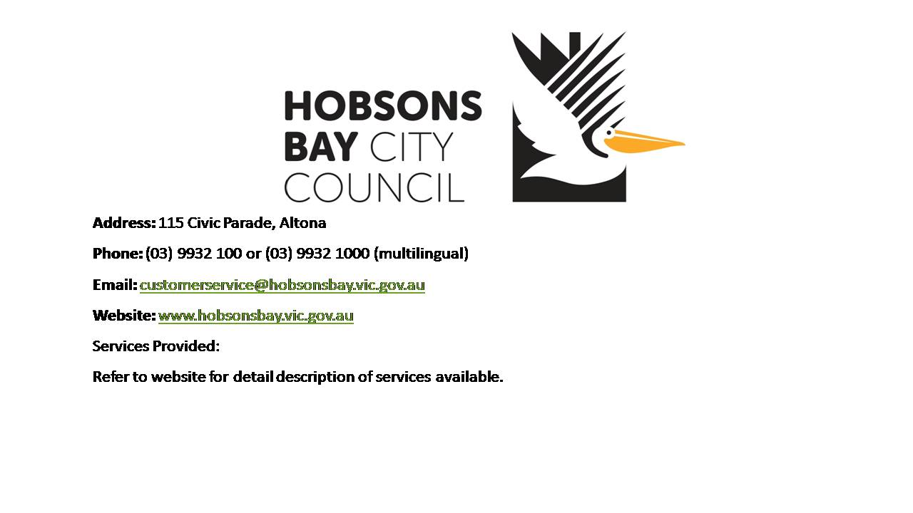 Hobson's Bay Council